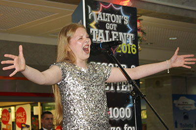 Halton's Got Talent, Street Party
