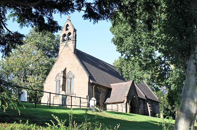 1 October: CHRIST CHURCH CROWTON CELEBRATES 150TH ANNIVERSARY (1871 – 2021)