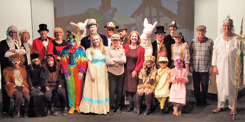15 January: Kingsley Players back on stage with magical musical 'Dr Dolittle'