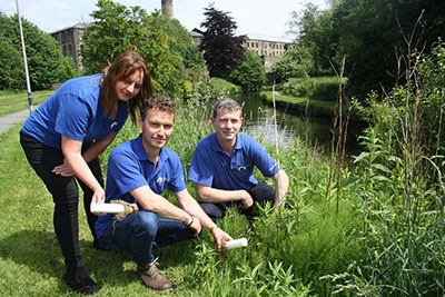 The Canal & River Trust has launched a 12-month nature project to improve vulnerable wildlife habitats across 10 key sites