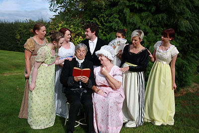 17 October: Kingsley Players back on stage with 'Pride and Prejudice'