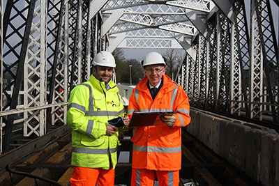 24 March: Cheshire's Acton Swing Bridge £1.5 million repair project on target to complete by July