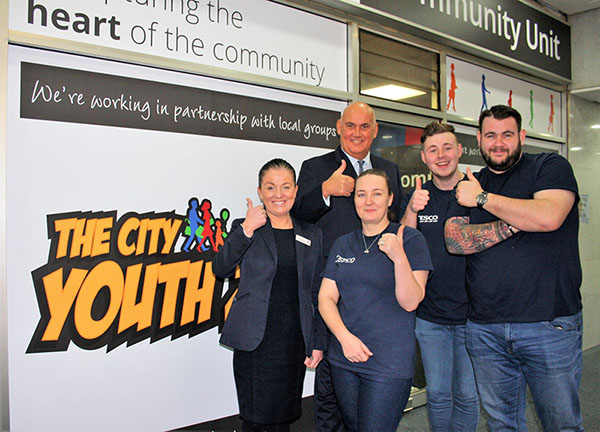 2 January: Free Youth Club launched at Runcorn Shopping Centre