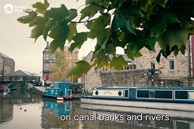Canal and River Trust Video