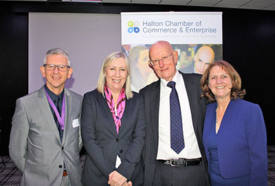 13 December: New chair appointed at Halton Chamber of Commerce