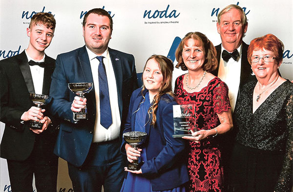 27 January - Kingsley Players has enjoyed record success at the 2020 North West awards from NODA
